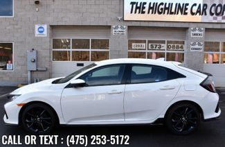 2018 Honda Civic Sport Waterbury, Connecticut 1