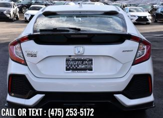 2018 Honda Civic Sport Waterbury, Connecticut 3