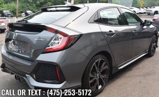 2018 Honda Civic Sport Waterbury, Connecticut 4