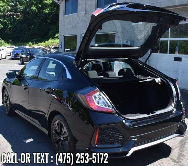 2018 Honda Civic EX Waterbury, Connecticut 11