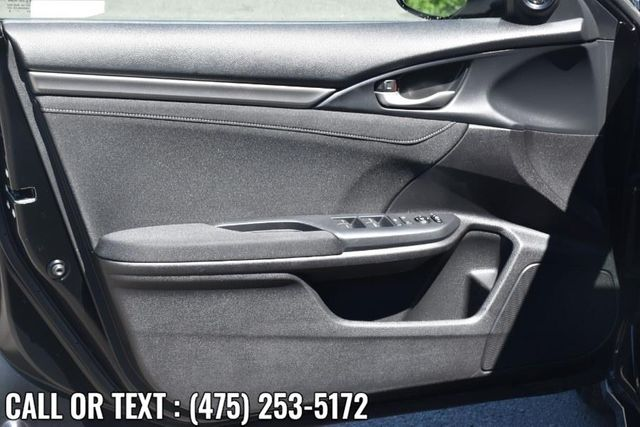 2018 Honda Civic EX Waterbury, Connecticut 21