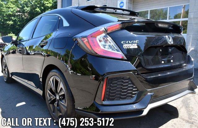 2018 Honda Civic EX Waterbury, Connecticut 4