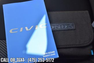 2018 Honda Civic Manual w/High Performance Tires Waterbury, Connecticut 32