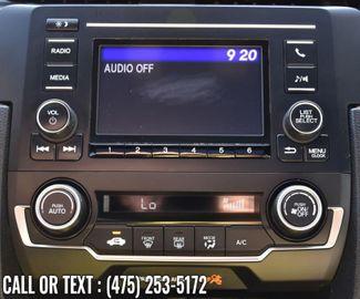 2018 Honda Civic LX-P Waterbury, Connecticut 21