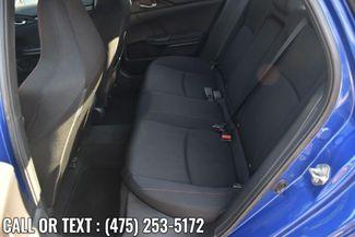 2018 Honda Civic Manual Waterbury, Connecticut 17