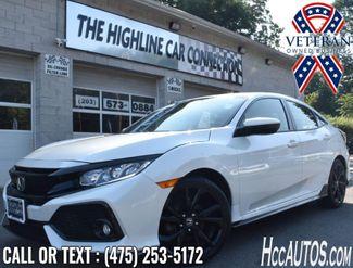 2018 Honda Civic Sport Waterbury, Connecticut
