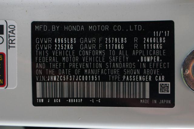 2018 Honda Clarity Plug-In Hybrid Touring - NAV - HEATED LEATHER - HONDA SENSING! Mooresville , NC 52