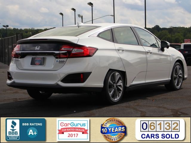 2018 Honda Clarity Plug-In Hybrid Touring - NAV - HEATED LEATHER - HONDA SENSING! Mooresville , NC 2
