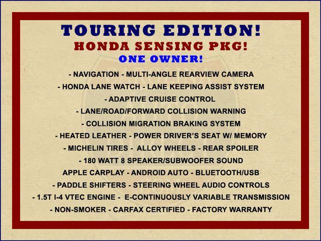 2018 Honda Clarity Plug-In Hybrid Touring - NAV - HEATED LEATHER - HONDA SENSING! Mooresville , NC 1