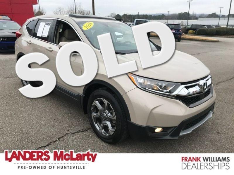 2018 Honda CR-V EX-L | Huntsville, Alabama | Landers Mclarty DCJ & Subaru in Huntsville Alabama
