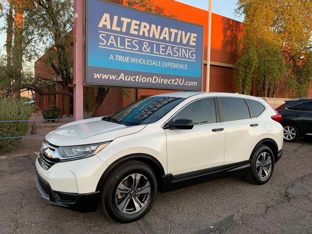 2018 Honda CR-V LX 5 YEAR/60,000 MILE FACTORY POWERTRAIN WARRANTY in Mesa, Arizona 85201