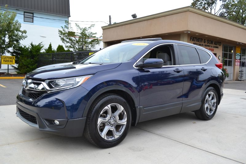 2018 Honda CR-V EX-L  city New  Father  Son Auto Corp   in Lynbrook, New