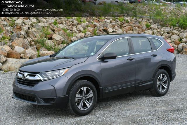 2018 Honda CR-V LX AWD Naugatuck, Connecticut