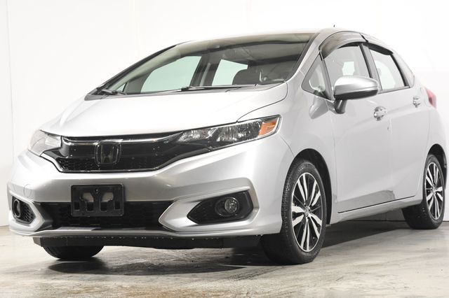 2018 Honda Fit EX w/ Sunroof
