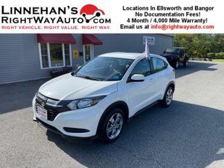 2018 Honda HR-V LX in Bangor, ME 04401