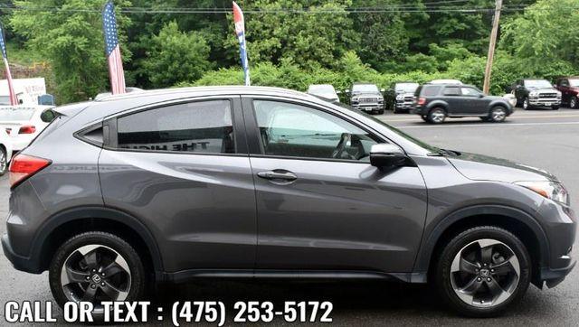 2018 Honda HR-V EX-L Navi Waterbury, Connecticut 5