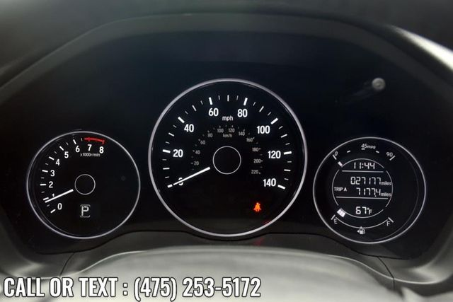 2018 Honda HR-V EX-L Navi Waterbury, Connecticut 31