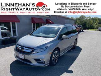 2018 Honda Odyssey Elite in Bangor, ME 04401