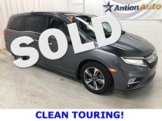 2018 Honda Odyssey Touring | Bountiful, UT | Antion Auto in Bountiful UT