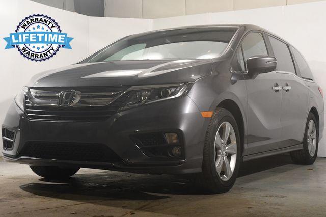 2018 Honda Odyssey EX-L w/ DvD