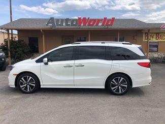 2018 Honda Odyssey Elite in Marble Falls, TX 78611