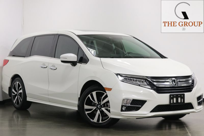 2018 Honda Odyssey Elite  city NC  The Group NC  in Mansfield, NC