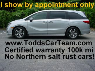 2018 Honda Odyssey Touring w/ Navi & DVD in Nashville, TN 37209