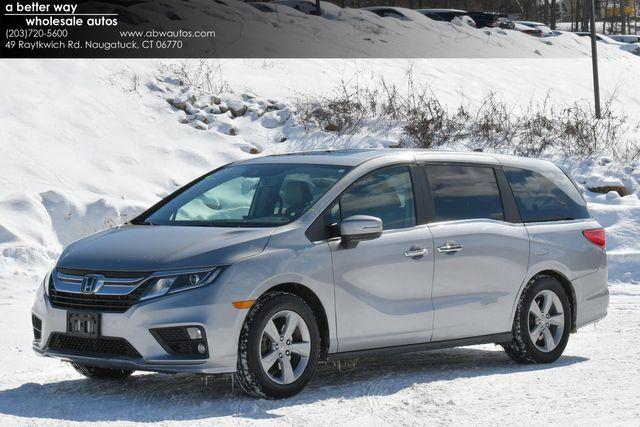 2018 Honda Odyssey EX-L Naugatuck, Connecticut