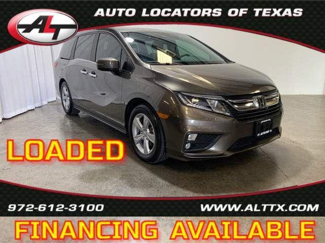 2018 Honda Odyssey EX-L in Plano, TX 75093