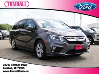 2018 Honda Odyssey EX-L in Tomball, TX 77375