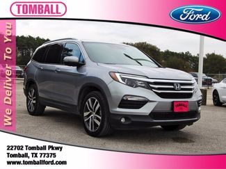 2018 Honda Pilot Elite in Tomball, TX 77375