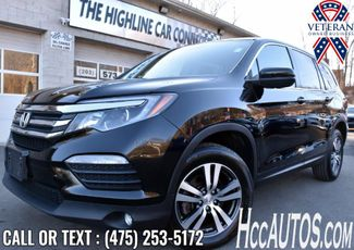 2018 Honda Pilot EX-L Waterbury, Connecticut