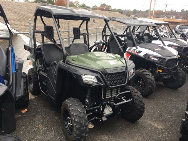 2018 Honda Pioneer  - John Gibson Auto Sales Hot Springs in Hot Springs Arkansas
