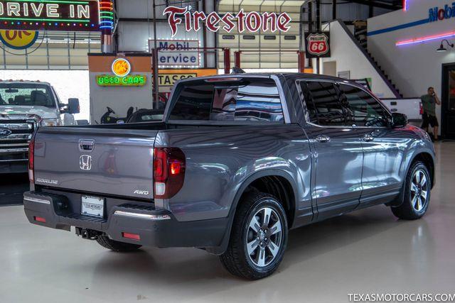 2018 Honda Ridgeline RTL-E in Addison, Texas 75001