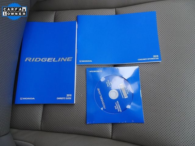 2018 Honda Ridgeline RTL-E Madison, NC 52