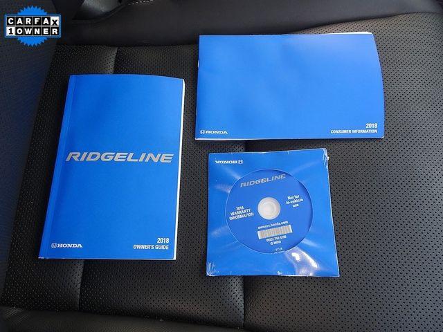 2018 Honda Ridgeline RTL-T Madison, NC 48