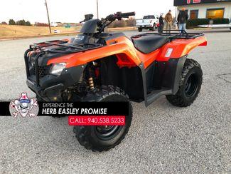 2018 Honda TRX420TM1 in Wichita Falls, TX 76302