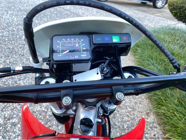 2018 Honda XR650L in McKinney, TX 75070
