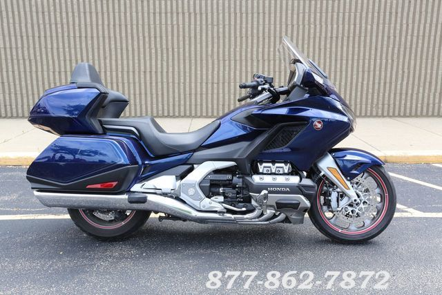 2018 Hondar Gold Wing Tour Automatic DCT Candy Ardent Red
