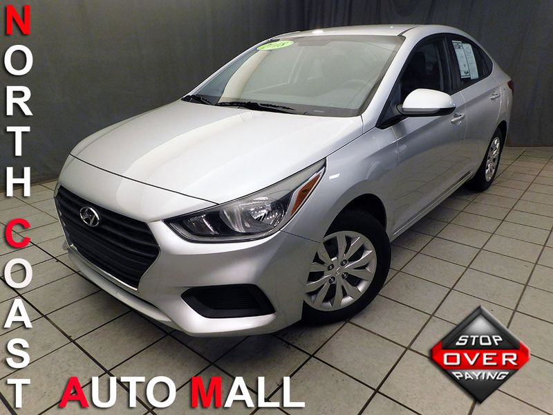 2018 Hyundai Accent SE  city Ohio  North Coast Auto Mall of Cleveland  in Cleveland, Ohio