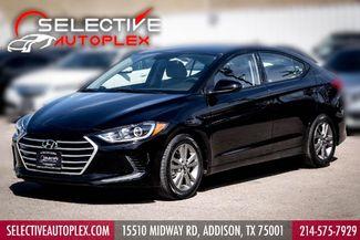 2018 Hyundai Elantra SEL in Addison, TX 75001