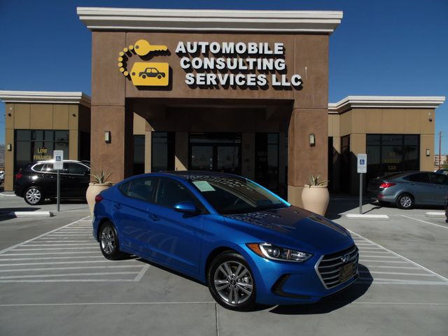 2018 Hyundai Elantra SEL in Bullhead City AZ, 86442-6452
