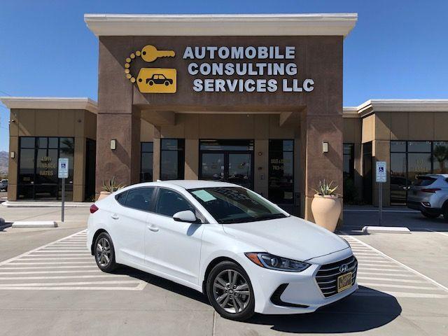 2018 Hyundai Elantra SEL in Bullhead City, AZ 86442-6452