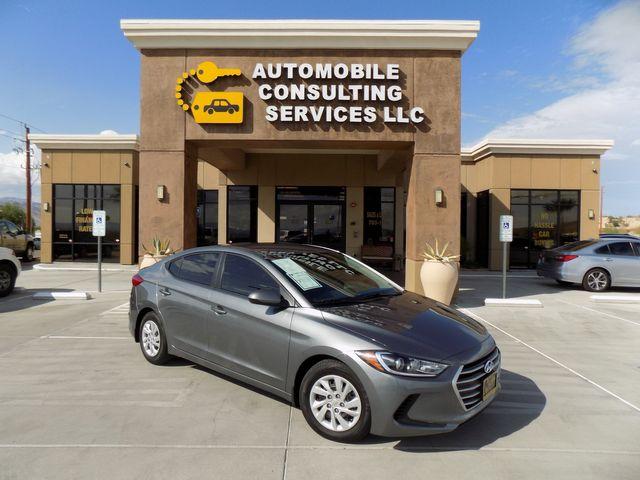 2018 Hyundai Elantra SE in Bullhead City, AZ 86442-6452