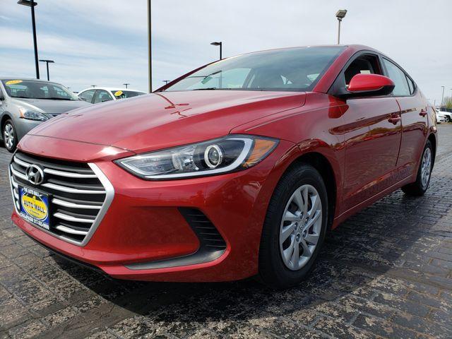 2018 Hyundai Elantra SE | Champaign, Illinois | The Auto Mall of Champaign in Champaign Illinois