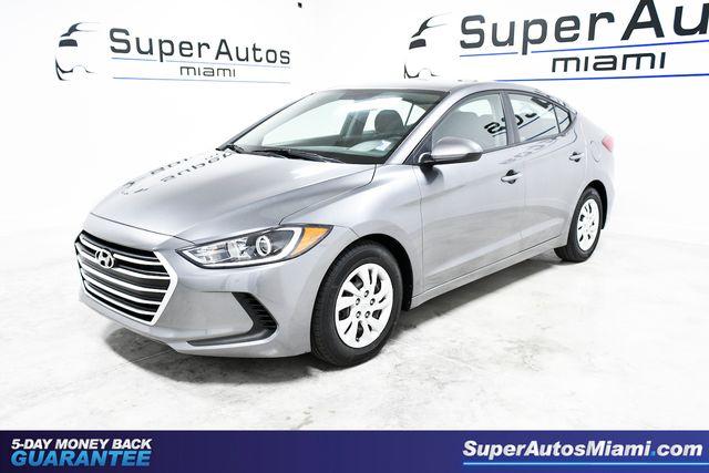 2018 Hyundai Elantra SE in Doral, FL 33166