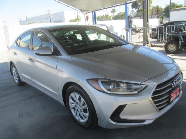 2018 Hyundai Elantra SE Gardena, California 3