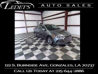 2018 Hyundai Elantra SEL - Ledet's Auto Sales Gonzales_state_zip in Gonzales