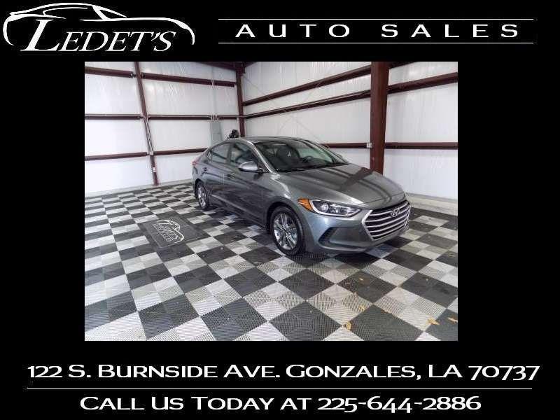 2018 Hyundai Elantra SEL - Ledet's Auto Sales Gonzales_state_zip in Gonzales Louisiana