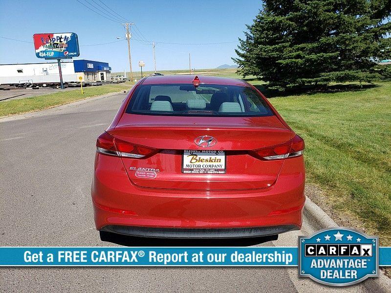 2018 Hyundai Elantra 4d Sedan SE Auto  city MT  Bleskin Motor Company   in Great Falls, MT